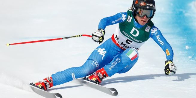 Alpine Skiing At The 2020 Olympic Winter Games.Ski World Cup Is Back To Sestriere On 18th And 19th Of