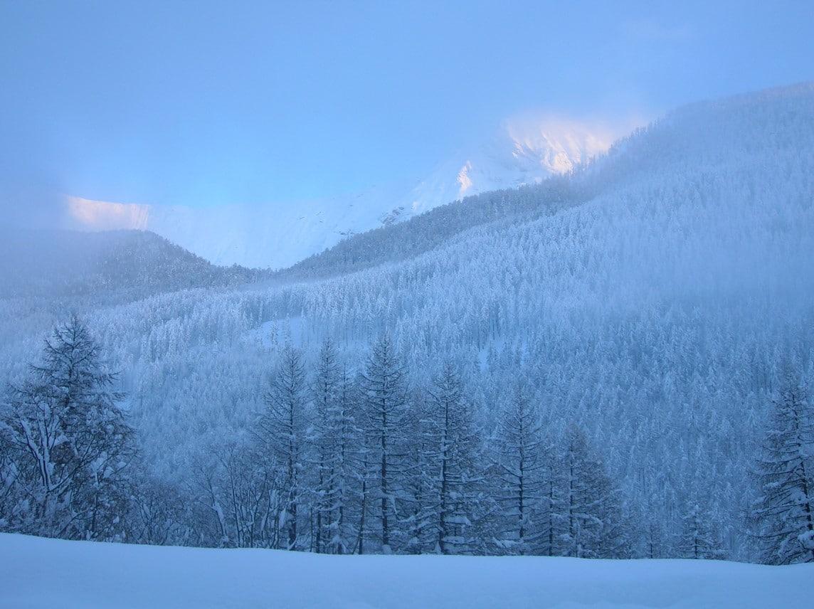 Soucheres Basses - Pragelato - Sestriere - Winter