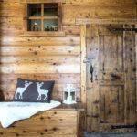 Finiture in legno chalet di montagna a Pragelato - Sestriere per vacanze in inverno ed estate