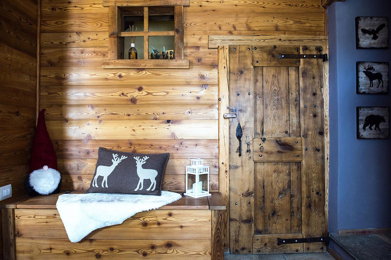 Cucine Per Chalet Di Montagna casa vacanze di charme a pragelato con centro benessere
