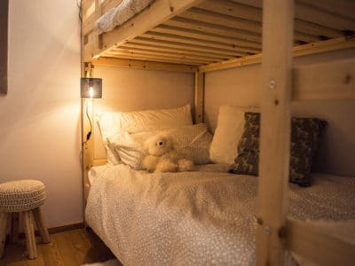 Guest room for children - Charme holiday apartment to rent Via Lattea - Valchisone - Pragelato
