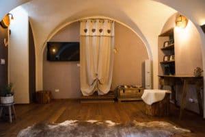 Sala casa vacanze in affitto a Pragelato - Sestriere