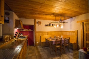 Detail of kitchen - Rent apartment chalet Pragelato - Sestriere