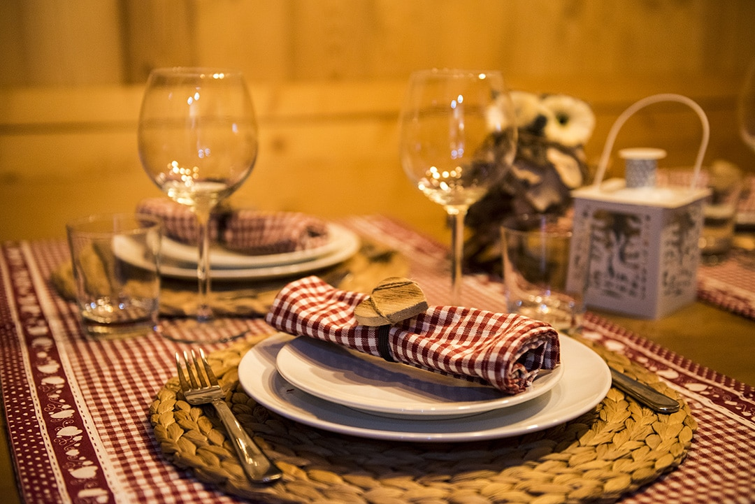 Details of kitchen - Chalet holiday charme apartment bed and breakfast Pragelato - Sestriere