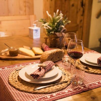 Ambiente romantico casa vacanze in montagna a Pragelato - Sestriere