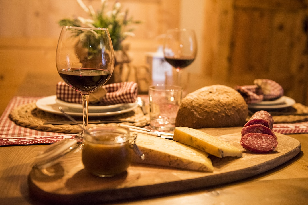 Cheese, wine and honey from Pragelato - Sestriere
