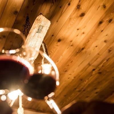 chalet ideale per le vostre serate e cene romantiche in montagna a Pragelato - Sestriere