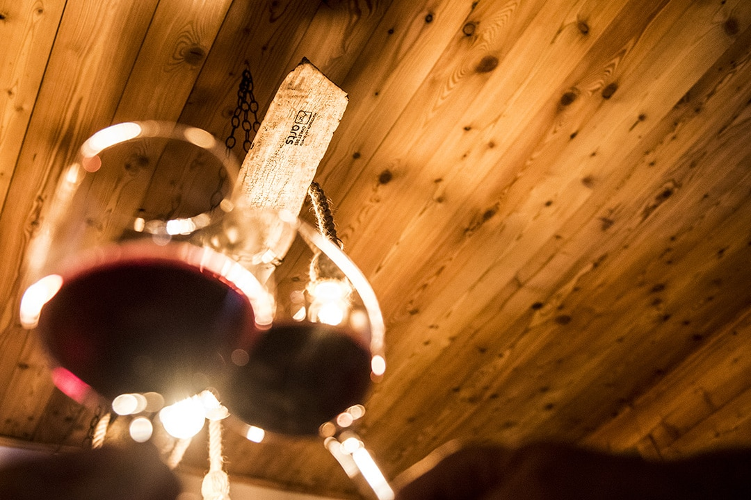 Romantic dinner in Pragelato - Sestriere holiday mountain apartment