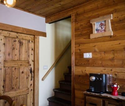 Colazione e caffe appartamento in affitto per vacanze famiglia a Pragelato - Sestriere