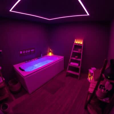 centro benessere spa appartamento vacanze in affitto a Pragelato - Sestriere