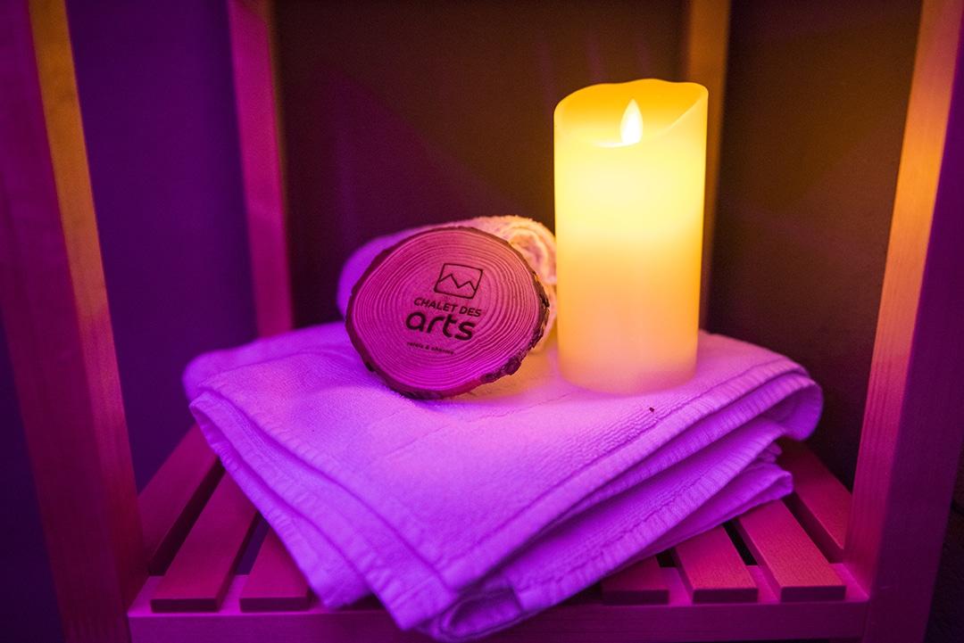 Wellness center with whirlpool bath - Luxury Airbnb in Pragelato - Sestriere